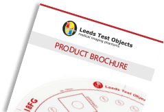 Leeds Test Objects brochure