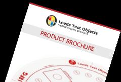 Leeds Test Objects brochure